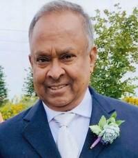 James Thomas  Sunday April 7th 2019 avis de deces  NecroCanada
