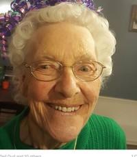 Annie Blom  Sunday April 7th 2019 avis de deces  NecroCanada