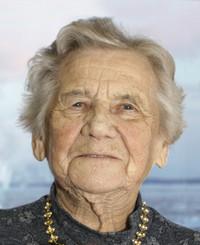 Marie-Antoinette Dube Bernier  19222019  Décédé(e) le 6 avril 2019 CapSaintIgnace. avis de deces  NecroCanada