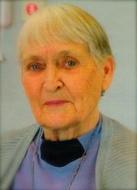 Constance Agnes Kent  February 25th 1925  April 8th 2019 avis de deces  NecroCanada