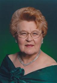 Florence Cloutier Poulin  (1941  2019) avis de deces  NecroCanada
