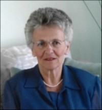 CHARRON Therese  1927  2019 avis de deces  NecroCanada