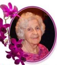 Yvette Alary Bertin  30 juin 1923 – 09 avril 2019