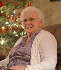 Phillis Marie Elson  2019 avis de deces  NecroCanada