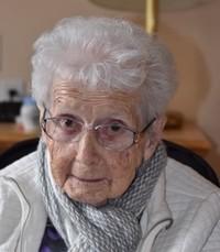 Dorothy Evelyn Miller Helmkay  Monday April 15th 2019 avis de deces  NecroCanada