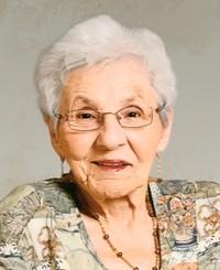 Cecile Blais nee Morin  1920  2019 (99 ans) avis de deces  NecroCanada