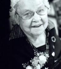 Florence Kathleen Albers  April 14 2019 avis de deces  NecroCanada