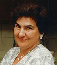 Maria Pacitto  Tuesday April 16th 2019 avis de deces  NecroCanada
