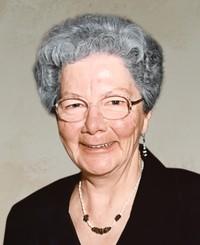 Yvette Blanchet  1928  2019 (90 ans) avis de deces  NecroCanada