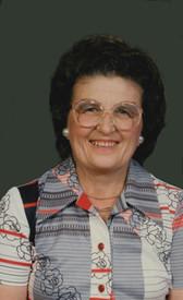 Lena Kwashuk  October 1 1932  April 21 2019 (age 86) avis de deces  NecroCanada