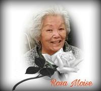 Rosa Moise  August 10 1942  April 20 2019 (age 76) avis de deces  NecroCanada