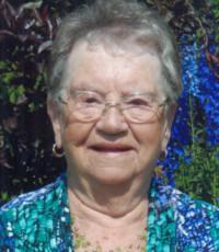 Aline Henry  14 septembre 1924 – 20 mars 2019