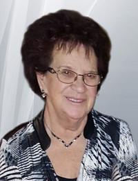 Mme Jeannine Simard GAUMOND  Décédée le 28 avril 2019