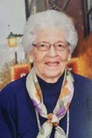 EDWARDS Marjorie  1926  2019 avis de deces  NecroCanada