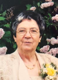 """Gelsomina """"Jessie Mastronardi  2019 avis de deces  NecroCanada"""