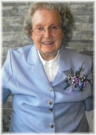 Marion Ellen Evaline Kruhmin  October 30 1914  April 27 2019 (age 104) avis de deces  NecroCanada