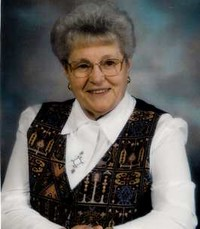 Martha Rose Neufeld  Friday April 26th 2019 avis de deces  NecroCanada
