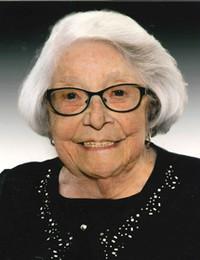 Mme Therese Gamache  1926  2019 avis de deces  NecroCanada
