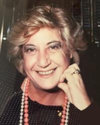Rossana Golini  2019 avis de deces  NecroCanada
