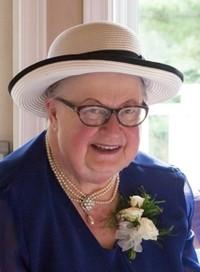 """Ethel """"Marie Patterson Redmond  April 24 2019 avis de deces  NecroCanada"""