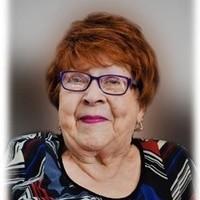 Helen Myna Cousins  October 9 1939  April 27 2019 avis de deces  NecroCanada