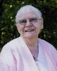 Marie-Aline Grondin Bissonnette 1926-2019 avis de deces  NecroCanada