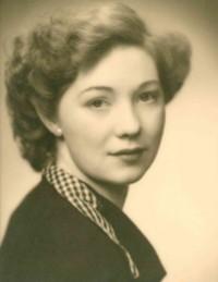 Geraldine Jill Paine  March 12 1927  April 30 2019 avis de deces  NecroCanada