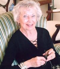 Sylvia Pauline Cart  Friday May 3rd 2019 avis de deces  NecroCanada