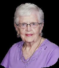 Agnes Mahaffy Leslie  2019 avis de deces  NecroCanada