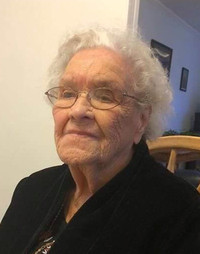 Florence Catherine Nolan MacNeil  November 29 1921  May 4 2019 (age 97) avis de deces  NecroCanada