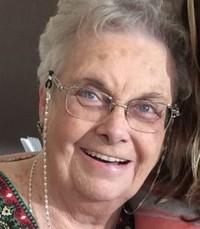 Jeanne Mary Hughes  Tuesday May 7th 2019 avis de deces  NecroCanada