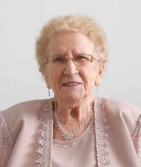 Mme Marie-Jeanne Demers Moreau 1919-2019 avis de deces  NecroCanada