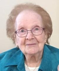 Muriel June Feser  May 5th 2019 avis de deces  NecroCanada