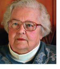 Winifred Mary Wilson  Tuesday May 7th 2019 avis de deces  NecroCanada