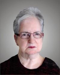 Lucille Leblanc  2019 avis de deces  NecroCanada