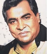 Vishnudath Mahadeo  Wednesday May 8th 2019 avis de deces  NecroCanada