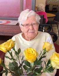 Elsie Frances Swanson Myhran  March 13 1919  May 9 2019 (age 100) avis de deces  NecroCanada