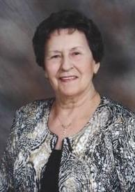 Irene Groenland Maiden L'Heureux  of Edmonton