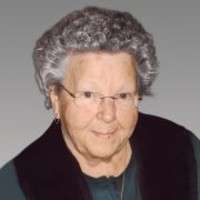Leveille Gauthier Gisele 1933-2019 avis de deces  NecroCanada