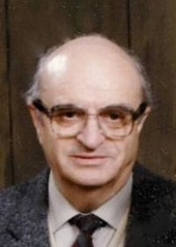 Marcel Bernard Poitras  of Edmonton