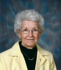 Eileen Dora Horsley Thompson  Friday May 10th 2019 avis de deces  NecroCanada