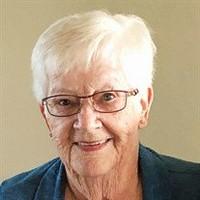 Olive Doreen Fowler  February 8 1933  March 9 2019 avis de deces  NecroCanada