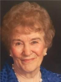 Lois Jane Delaney nee Brown  March 15 1926  May 10 2019 avis de deces  NecroCanada
