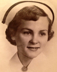 Ann Joan Matvenko nee Lacey  May 13 1931  April 12 2019 avis de deces  NecroCanada
