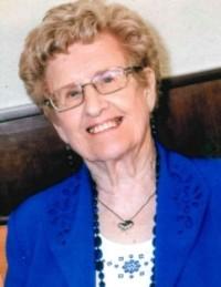 Evelyn Page  2019 avis de deces  NecroCanada