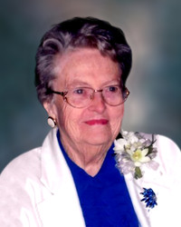 Elizabeth Ella Mordy McGee  December 20 1918  May 13 2019 (age 100) avis de deces  NecroCanada