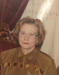 Evagelia Eva Troulis nee Rodousakis  December 20 1929