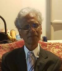 Harripesad Naipaul  Monday May 13th 2019 avis de deces  NecroCanada