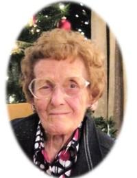 Laura Winnifred Ter Horst  October 7 1923  May 10 2019 (age 95) avis de deces  NecroCanada