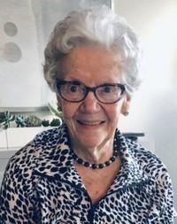 Margaret Brown Rolstone  May 10 1924  May 8 2019 avis de deces  NecroCanada